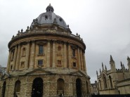 One of Oxford University's libraries