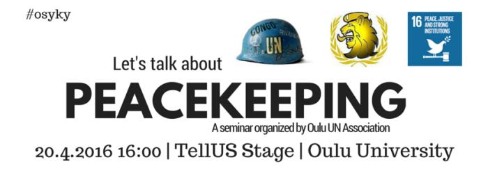 Peacekeeping 1